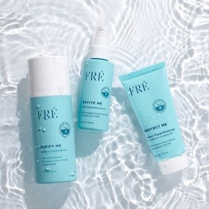 $0 Try New ProductsFRÉ Receive Free Samples at Home