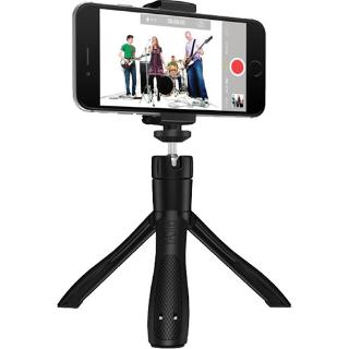 $22.99 (原价$49.99)IK Multimedia iKlip Grip 多功能手机支架 带遥控快门