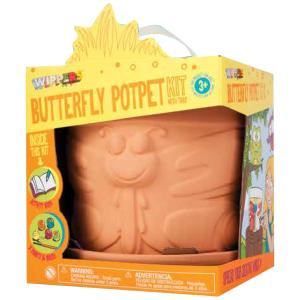 $6.21(原价$30.99)Wippers 儿童绘画陶罐,绘画小能手