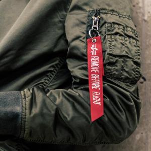For $85.93Alpha Industries Men's MA-1 Skymaster Jacket@Amazon.com