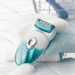 Panasonic Wet & Dry 5pc Rechargeable Electric Epilator
