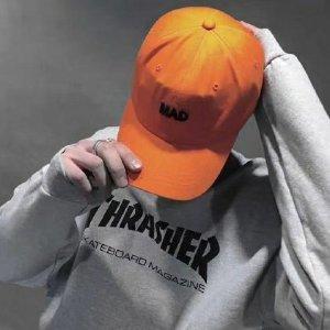 €24.26收T恤 €35起收卫衣Thrasher 全世界都在穿的经典美潮 王一博同款火焰T恤、卫衣