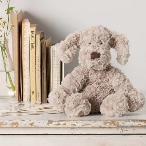 JellycatRiley Puppy Toy | Soft Toys | The White Company