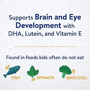 Go & Grow 非转基因幼儿奶粉,36盎司,三罐,适合1-3岁宝宝