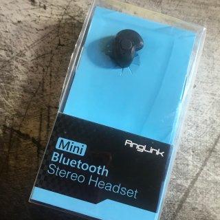 Anglink蓝牙耳机
