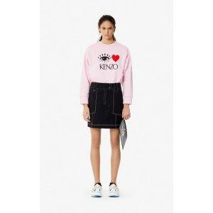 Kenzo'I ❤ KENZO' 卫衣
