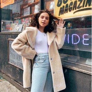低至4折 $18收百搭毛衣ASOS 精选外套毛衣特价热卖
