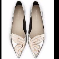 Sophia Webster Bibi 蝴蝶平底鞋