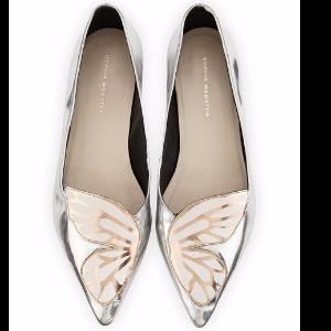 Bibi 蝴蝶平底鞋