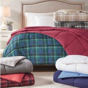 Martha Stewart Collection Essentials 双面保暖被