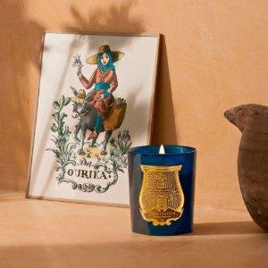 售价$51起CIRE TRUDON 令人着迷的法式香味 复古又精致