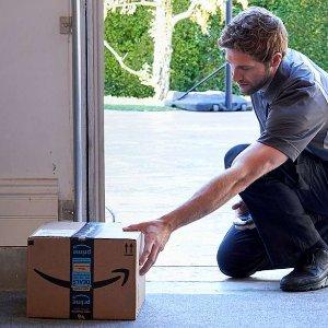 Prime首次可获$30礼卡Amazon Key In-Garage 快递送达车库服务