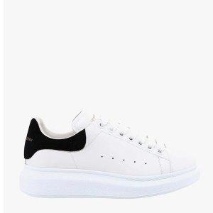 8折!厚底乐福鞋£256Alexander McQueen 全场大促 小白鞋、帆布鞋等速速收入