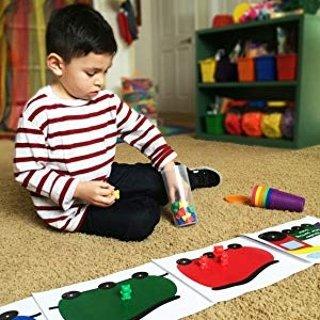 低至8折史低价:Skoolzy 蒙特梭利教玩理念儿童玩具