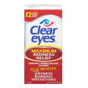 Clear Eyes 去红眼眼药水 15ml