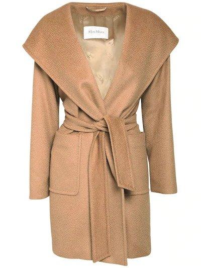 经典浴袍大衣