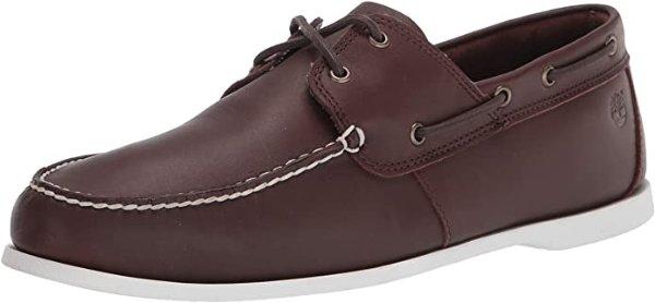 Cedar Bay 经典船鞋