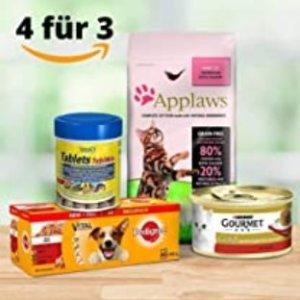 任选4样7.5折 外加额外折扣Amazon 本周宠物用品专区优惠来袭 家有宠物的快快看过来
