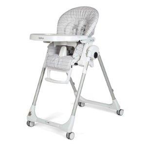 Peg PeregoZero 高脚椅 条纹灰