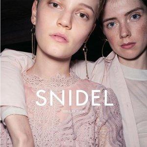 满额立减2000日元(约$25)+免$60运费Snidel 超人气日系少女品牌女装热卖