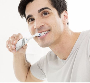 $22.21(原价$46.49)Oral B 电动牙刷柔软精密刷头(5只装)