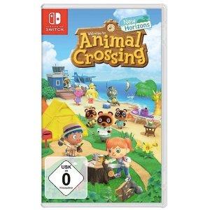 新用户立减€15 €44.99就能入手Nintendo Switch 新版动物森友会 快来和小伙伴一起上岛呀
