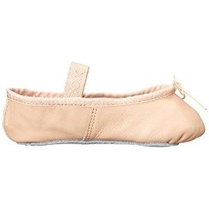 Capezio3121名用户4星好评Capezio 儿童皮质练功鞋