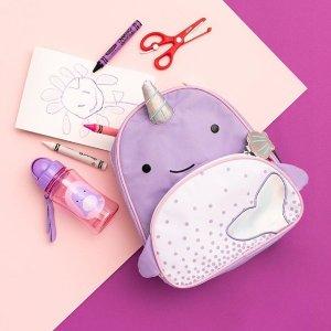 7折起Skip Hop 超萌动物造型儿童箱包促销