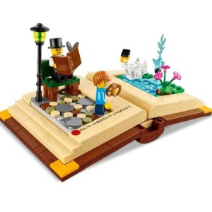 送乐高安徒生童话套装Lego 乐高官网 满$99送限量好礼