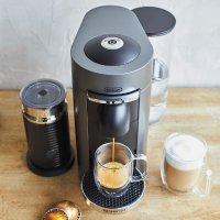 De'Longhi Nespresso VertuoPlus 胶囊咖啡机+奶泡机