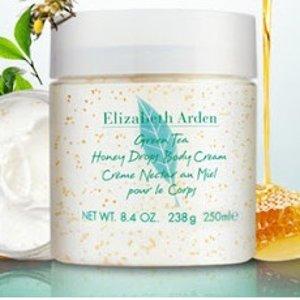 Elizabeth Arden4.3折!便宜大罐绿茶身体乳 500ml