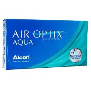 Air optix水润月抛3个装