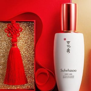 $105Limited Edition First Care Activating Serum 90ml @ Sulwhasoo