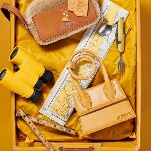8折 £380就收小包包Jacquemus 新品独家大促 爆款迷你包、新款腋下包都有