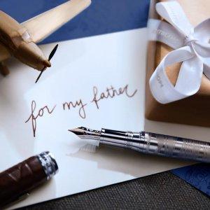 满£350赠精致水瓶Montblanc官网 钢笔、钱包、腰带等 父亲节品质精选好礼