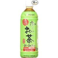 原味绿茶 500ml 12瓶