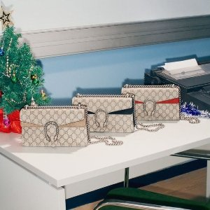 9折+包税 收唐老鸭系列Gucci 限时特卖 双G皮带$318起, 热门款包袋全都有