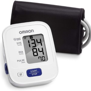 $29.99Omron Upper Arm Blood Pressure Monitor, 3 Series