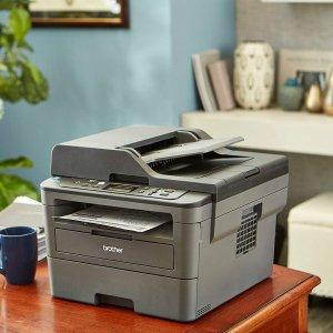 $99.99Brother DCPL2550DW 无线多功能一体 黑白激光打印机