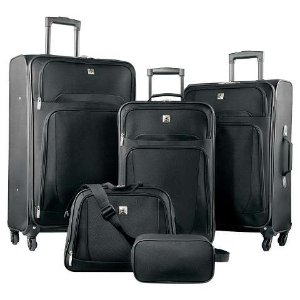 Skyline 5pc Softside Luggage Set