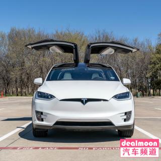 10万美金座驾初体验DM试驾 Tesla Model X 豪华智能电动SUV 到底值不值