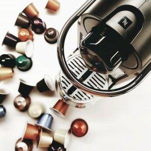 6.1折 €79.9(原价€129.99)De'Longhi Nespresso 胶囊咖啡机 陪你度过疲惫的时光