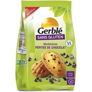 首单9.5折 无麸质Gerble  巧克力饼 210 g