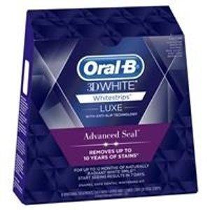 Oral-B3D亮白牙贴