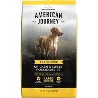 American Journey 无谷鸡肉红薯大型犬狗粮 24lb
