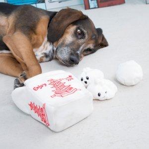 BARKSHOPPlush Dog Toys & Squeaky Toy Dumplings for Dogs at BarkShop