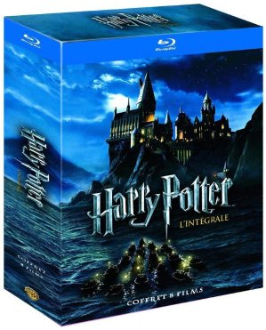 €12.21Harry Potter 8 Films Bluray Collection