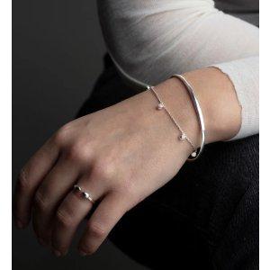 Monica Vinader钻石手链