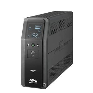 APC Back-UPS Pro 10-Outlet Power Supply, 1100VA/600 Watts