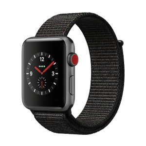Apple$8.54/mo. x 24 monthsWatch Series 3 GPS + Cellular